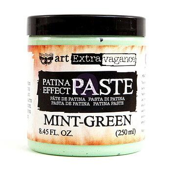 Finnabair Art Extravagance Patina Effect Paste  -  Mint-Green
