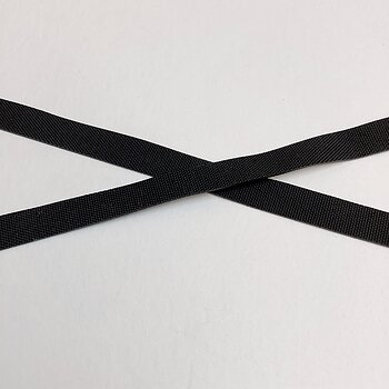 Badresår gummi svart 8mm FL8