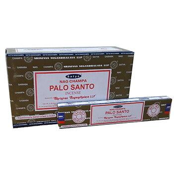 Rökelsestickor, Satya - Nag Champa & Palo Santo