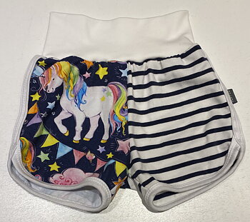 Tuffis-shorts Neon Unicorn, 98