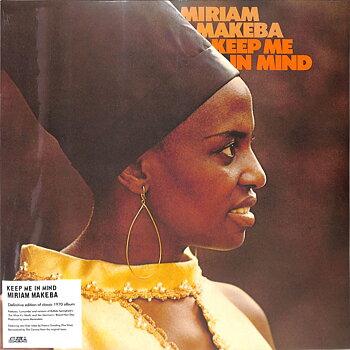 Miriam Makeba - Keep Me In Mind / Strut