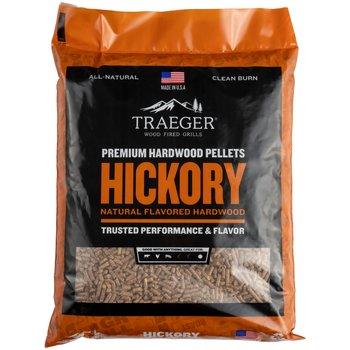 Traeger Hickory Träpellets 9kg FSC