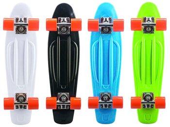Skateboard i plast.