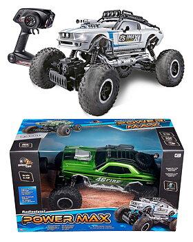Radiostyrd Power Max Rock Crawler