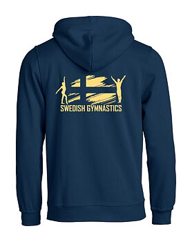 Basic Hoody Swedish Gymnastics Jr