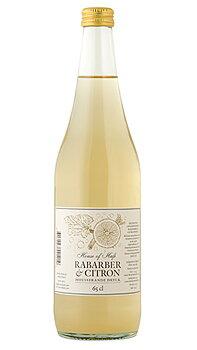 Mousserande dryck Rabarber & Citron - Hafi