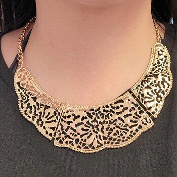 Halsband Golden Beauty