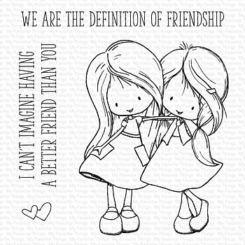 TI Definition of Friendship