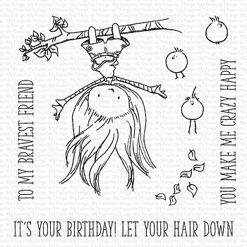 TI Let Your Hair Down