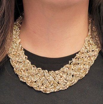 Halsband Pearl Beauty