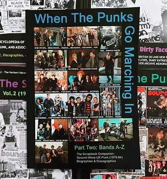 When the Punks go marching in, part 2, Bands A-Z - Bok (Pre-order)