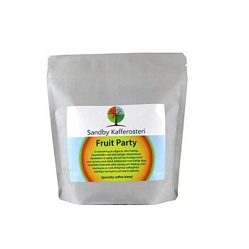 Sandby Kafferosteri – Fruit Party - Mellanrostade hela kaffebönor - 250g