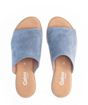 Gabor Comfort Sport Sandalett Nautic Blue