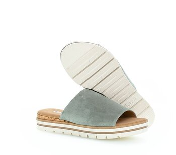 Gabor Comfort Sport Sandalett Pino Grey