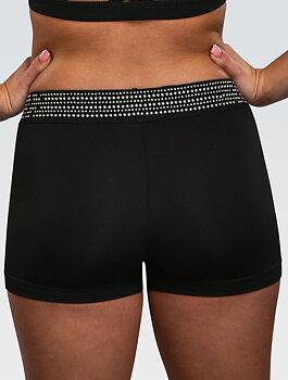 All Star - Nailhead Banded Shorts