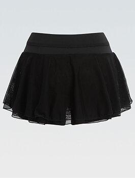 GK All Star Double-Layer Mesh Flutter Skirt