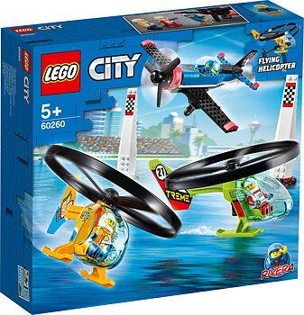 Lego City Lufttävling