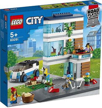 Lego City Familjevilla