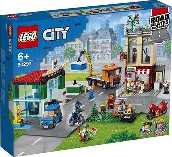 Lego City Stadscentrum