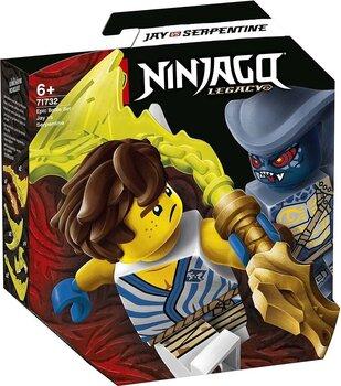 Lego Ninjago Jay vs Serpentine