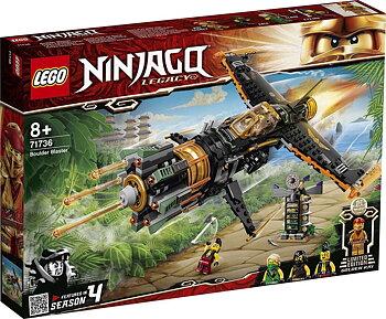 Lego Ninjago Stenkanon