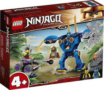Lego Ninjago Jays Elektrorobot
