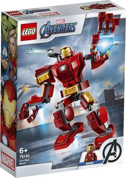 Lego Marvel Iron mans robot