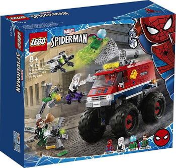 Lego Spiderman Monstertruck