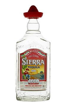 Sierra Silver Tequila, 38%, 70 cl