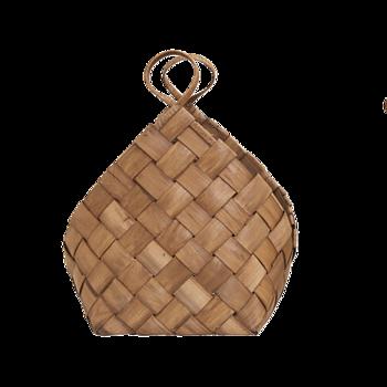 Korg Conical Brun Stor