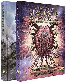 Call of Cthulhu RPG - Malleus Monstrorum Cthulhu Mythos Bestiary  + PDF