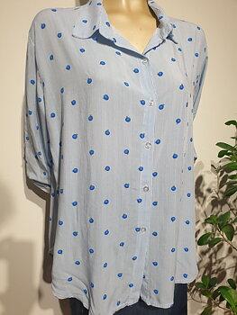 Blåbärs skjorta