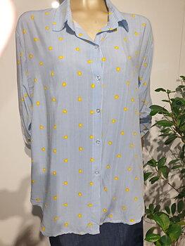 Citron skjorta