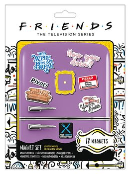 Friends assorted magnets