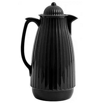 Termoskanna svart chic antique lantlig stil