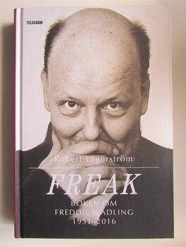 Freak Boken om Freddie Wadling