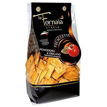 Focaccette Tomat/Oregano