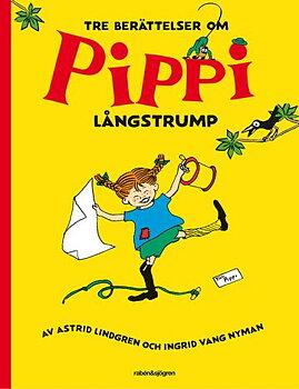 Tre berättelser med Pippi Långstrump