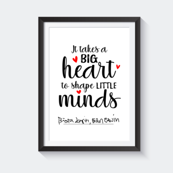 Perhe - Big heart