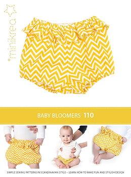 BABY BLOOMERS - MINIKREA 110