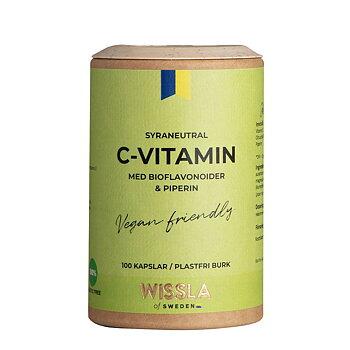 Wissla - C-vitamin med Bioflavonoider
