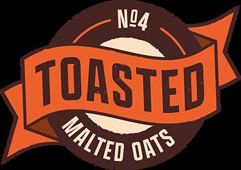 Toasted Malted Oats (Crisp), hel, 1 kg