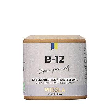 Wissla -Vitamin B12 med rabarber