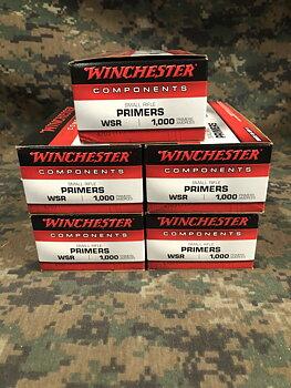 Winchester tändhatt Large Rifle WLR