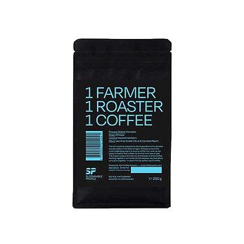 April kafferosteri - Ethiopia - Washed - Mellanrostade hela kaffebönor - 250g