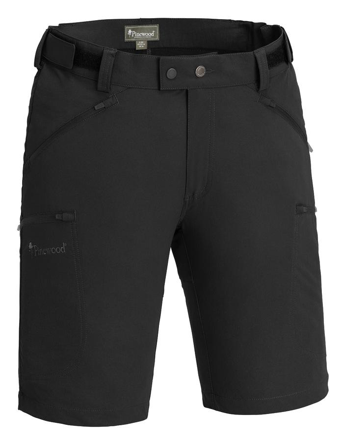 Pinewood Shorts Abisko Svart