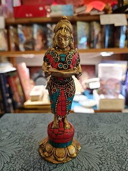 Lakshmi, 14 cm