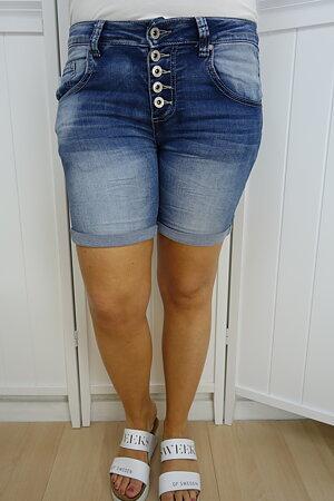Caramelle Fashion - Place Du Jour Shorts Denim
