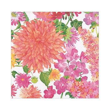 Caspari- Summer Blooms, Lunch