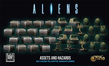 Aliens: 3D Gaming Set